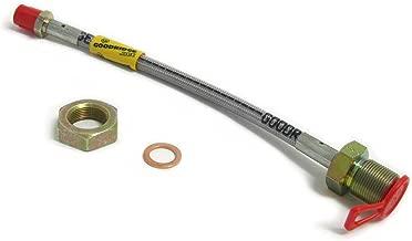 Austin Mini Braided clutch hose pre verto style
