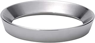 Espresso Dosing Funnel, Stainless Steel Dosing Ring Suitable for 58mm Portafilters (58mm)