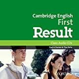 Cambridge English: First Result: Certificate in Advanced. English Result Cl Audio CD Ed 2015 (2)