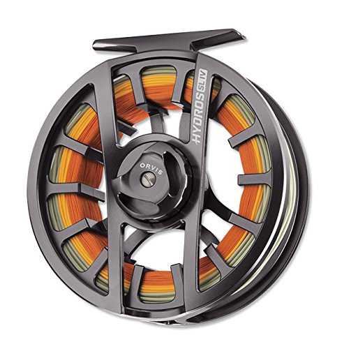 Orvis Hydros SL Fly Reel Black Nickel, I