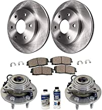 Detroit Axle - Front Wheel Hub Bearings