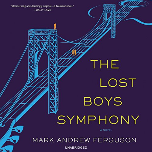 The Lost Boys Symphony audiobook cover art