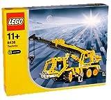 LEGO 8438 Technic - Camión grúa (año 2003, 839 Piezas)