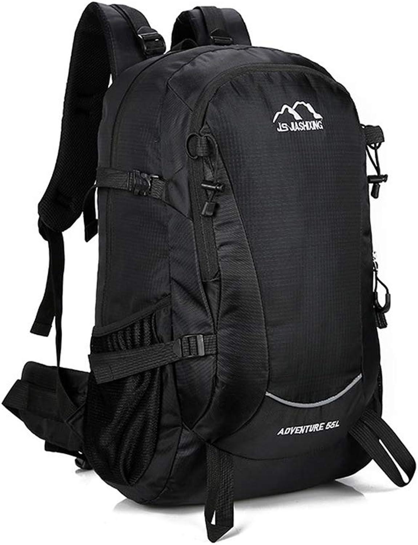 XWQXX Rucksack-Sportrucksack im Freien trägt weibliche Reisestudentasche des zufälligen Rucksacks der zufälligen Rucksackmänner der Männer zur Schau B07PTYD2WP  Klassischer Stil