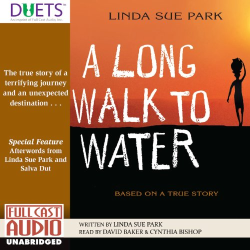 A Long Walk to Water Audiobook By Linda Sue Park cover art