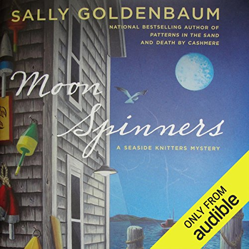 Moon Spinners audiobook cover art