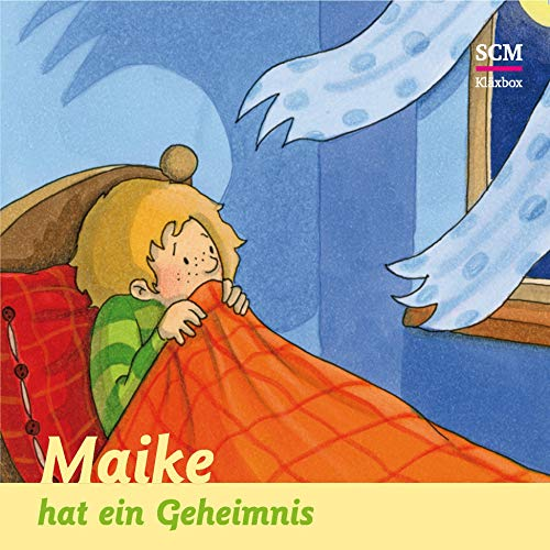 Maike hat ein Geheimnis audiobook cover art