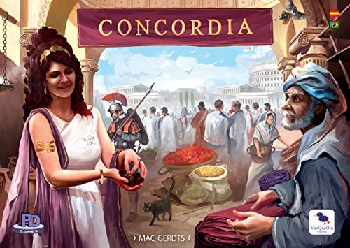 Concordia Juego De Mesa