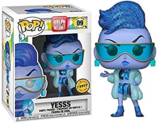 Yesss 09 Chase Pop Funko Ralph Breaks the Internet Disney
