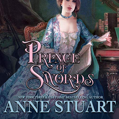 Prince of Swords audiobook cover art