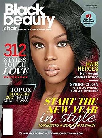 Black Beauty And Hair Amazon Com Magazines