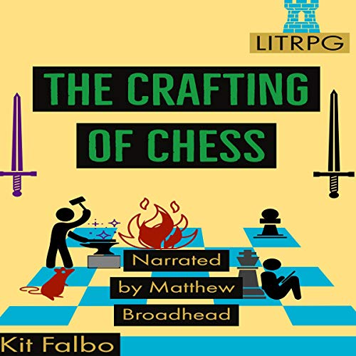 The Crafting of Chess cover art