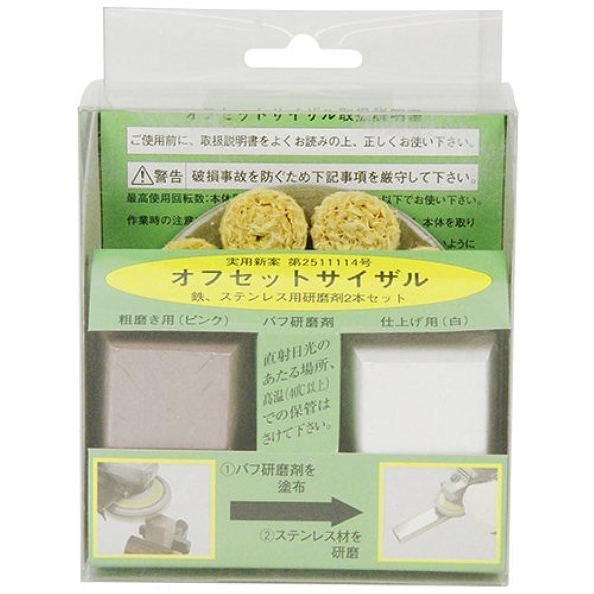 メロドラマティック職業卒業KOYO オフセットサイザル 研磨剤セット