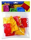 Jovi - Bolsa, 12 moldes, figuras (8) , color/modelo surtido
