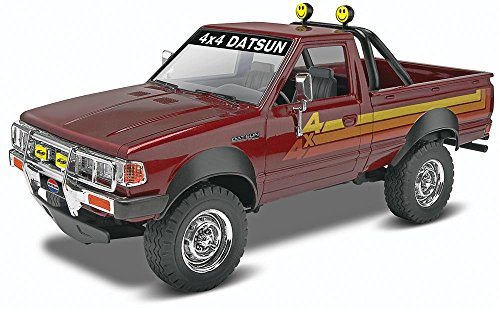 Revell Datsun Off-Road Pickup Plastic Model Kit
