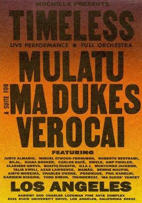 Timeless by Mulatu Astatke