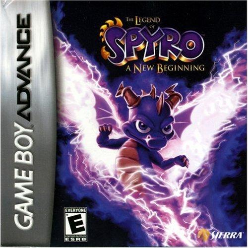 The Legend Of Spyro: A New Beginning (Renewed)