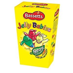bassett's jelly babies 400g Bassett's Jelly Babies 400g 51INu7zAwSL