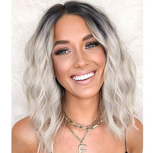 conseguir pelucas cortas y grises online