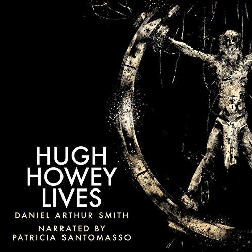 Hugh Howey Lives cover art