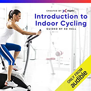 Intro to Indoor Cycling cover art