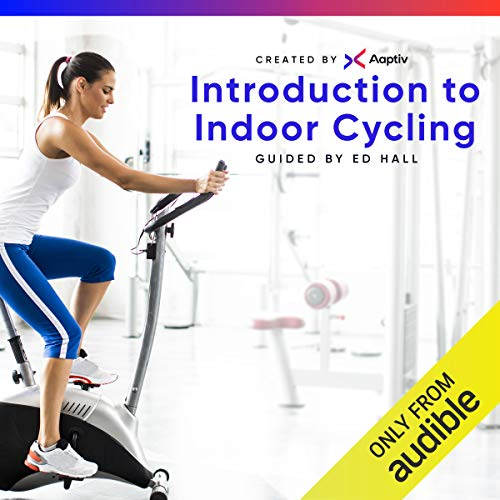 Intro to Indoor Cycling audiobook cover art