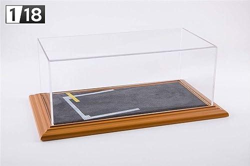 ATLANTIC CASE Show-Case 1 18 Diorama Starting Grid 1 18