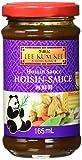 Lee Kum Kee Hoi Sin Sauce (aus China, süß, pikant, ohne Glutamat, ohne Konservierungsstoffe, ohne Farbstoffe, vegan) 1 x 165 ml