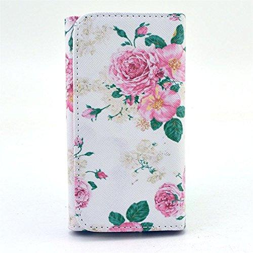 KATUMO Universal Carcasa Billetera, Funda de Piel Flip Case Cover