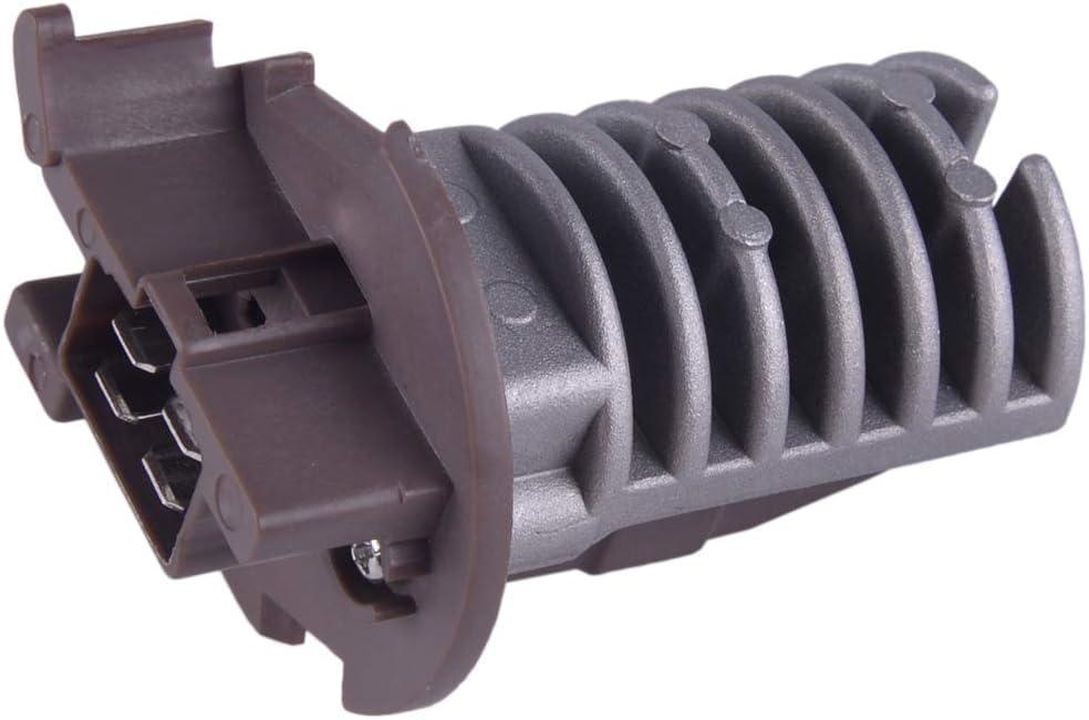 beler AC Blower Portland Mall Motor Rear Resistor Max 64% OFF for Pilot Acura MD Honda Fit