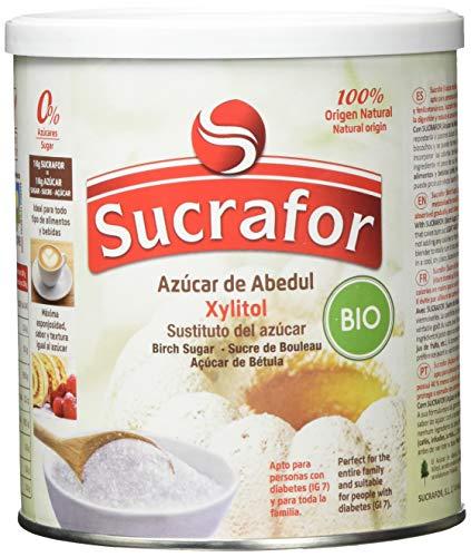Sucrafor Sucrafor (azucar de abedul) 500gr. Bio 1 Unidad 500 g