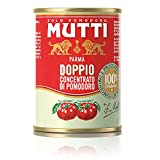 Mutti — 4.94 oz. 12 Pack of Double Concentrated Tomato Paste - Can (Doppio Concentrato) from Italy's #1 Tomato Brand. Adds rich flavor to recipes calling for Tomato Paste.