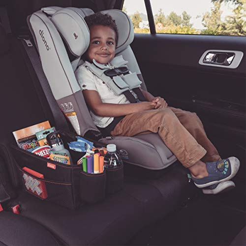 Diono Travel-Pal, Car Seat Organizer, Black