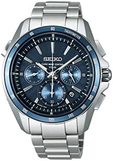 [セイコーウォッチ]SEIKO WATCH 腕時計 BRIGHTZ ブライツ ソーラー電波修正 チタンダイヤシールド サファイアガラス スーパークリア コーティング 日常生活用強化防水 (10気圧) マスコミモデル SAGA161 メンズ