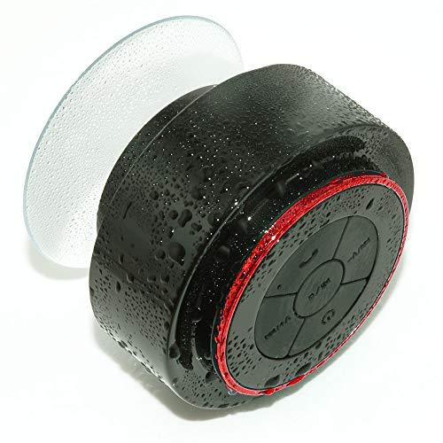 LXQ Mini Altoparlante Portatile 7 Audio Impermeabile Bluetooth Altoparlante Impermeabile Audio Impermeabile Altoparlante Wireless Bluetooth Radio Impermeabile,B