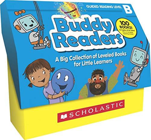 Scholastic Buddy Readers, Set of 100, Level B