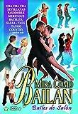Mira Como Bailan - Bailes De Salon [DVD]