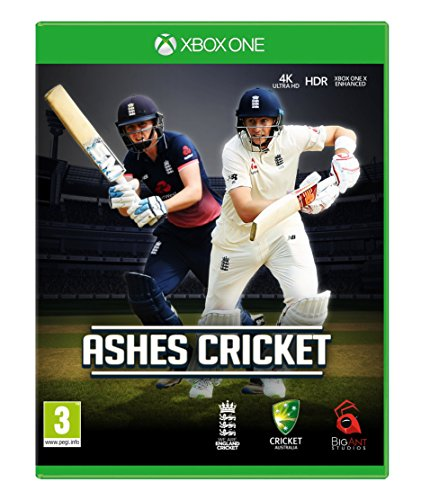 Ashes Cricket (Xbox One) (New)