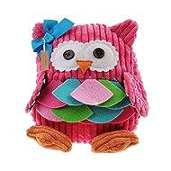 Kids Cartoon Backpack, WITERY Toddlers Owl Rucksack Kids School Bag Nursery Handbag Daypack/Schoolba...