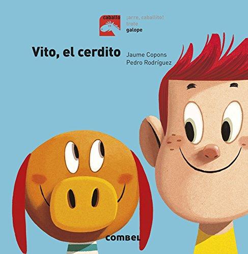 Vito, el cerdito - Galope: 1 (Caballo)