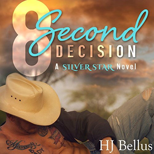 8 Second Decision audiobook cover art