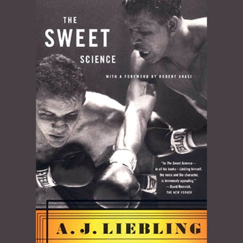 The Sweet Science  cover art