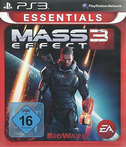 Mass Effect 3 (Essentials) [SONY PlayStation 3 / Deutschland] [Importación inglesa]