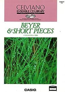 CELVIANO Ensemble Pieces CD Library–Beyer de Short avec CD