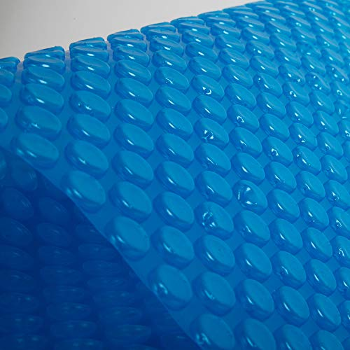 Blue Wave NS110 8-mil Solar Blanket for Round Above-Ground Pools, 18-ft, Blue