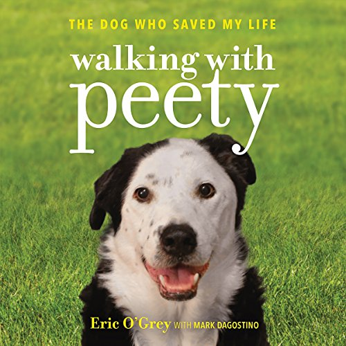 Walking with Peety audiobook cover art