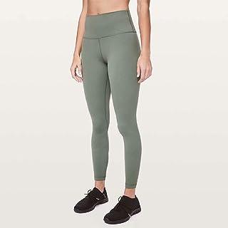 Yoga Pants Women High Waist Tight Elastic Running Fitness Pants,Light Green(4)