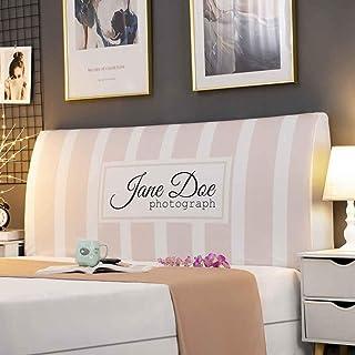 Funda de Cama cabecero Protector de cabecero Cabecero Estirable a Prueba de Polvo para decoración de Dormitorio (Color : Color 4, Size : 150cm)