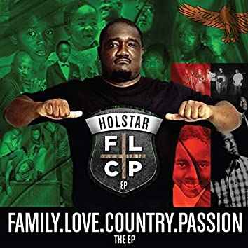 Family Love Country Passion the EP