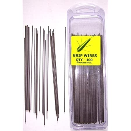 1000 ASL Gripper Grip Lead Wires 17 cm Sea Fishing Lead Weight Mould Wire